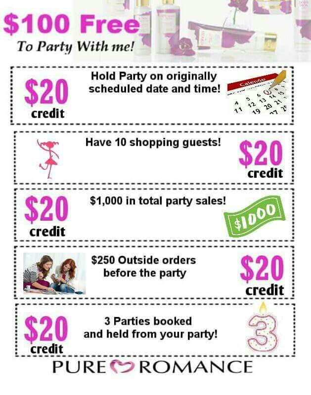$100 FREE to party with me!
