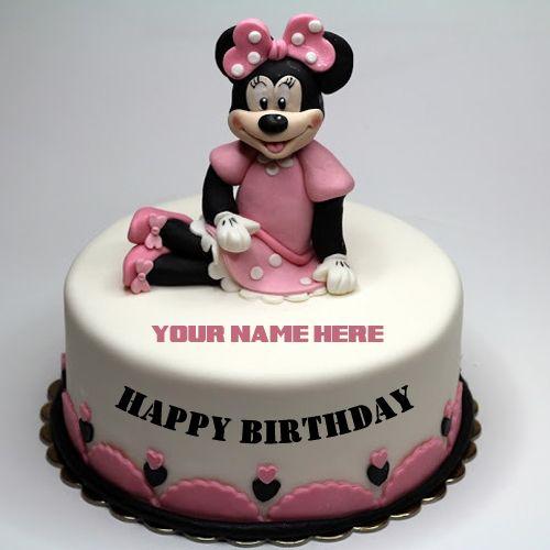 birthday cake with name and photo chetan Pinterest Birthday