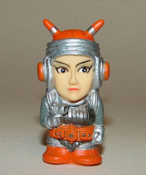 "Gamera Vs Guiron Toys : Alien woman from the planet ""terra film gamera"