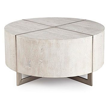 Clifton Round Coffee Table By Z Gallerie In 2019 Me For
