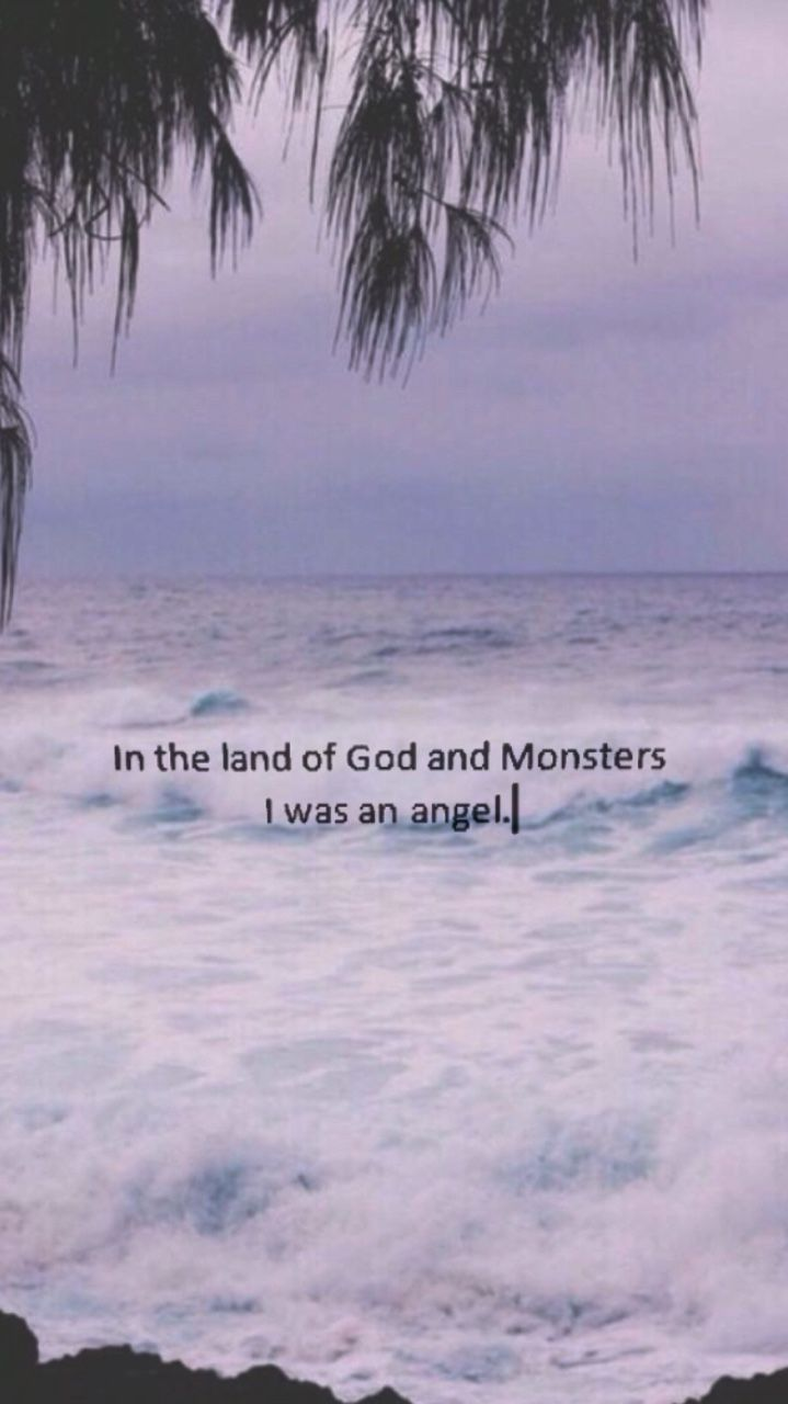Lana Del Rey Ldr Gods And Monsters Lana Del Rey Lyrics Lana