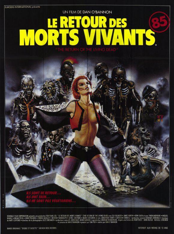 Le Retour des Morts Vivants (Return of the Living Dead)