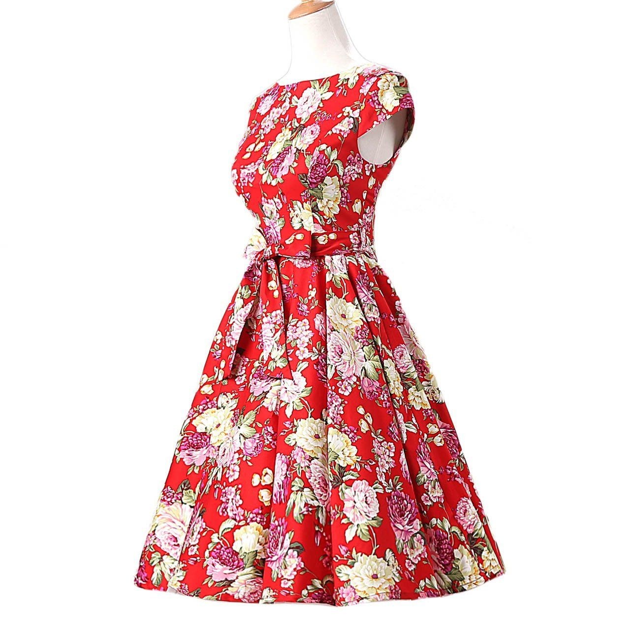 Rockabilly Vintage Prom Dresses