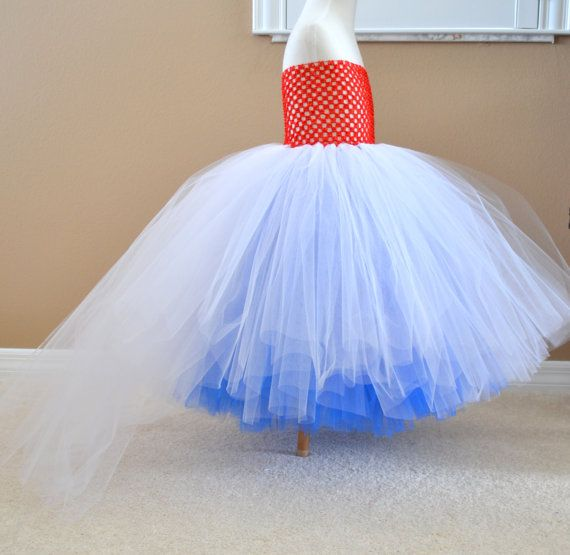 Add a Train to your Tutu Dress. custom tutu dresses for ...