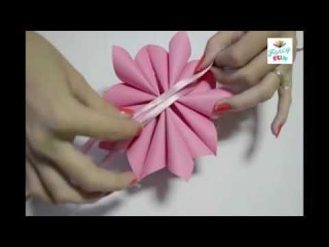 How To Make A Simple Origami Card Birthday Handmade Gifts Diy Paper