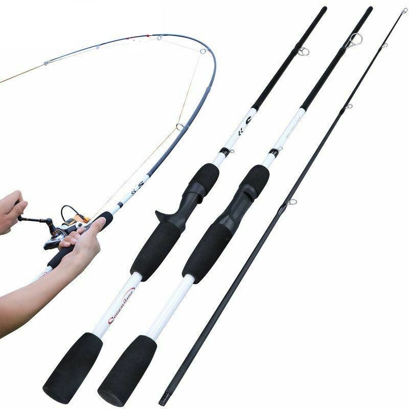 Casting Spinning Fishing Rods Lake Reservoir Pond Lure Fish Pole Lightweight Rod Fishing Rod Carbon Fiber Fishing Rods For Sale
