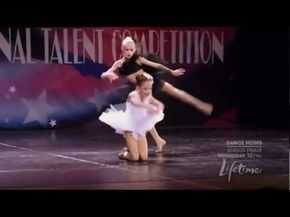 Black Swan - Dance Moms - Chloe and Maddie Duet | Dance ...