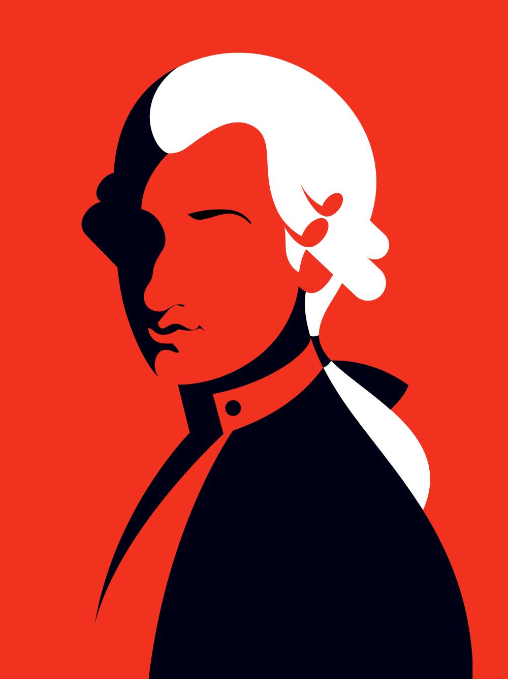 Mostly Mozart — Malika Favre