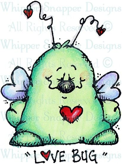 Love Bug Love Bugs Animals Rubber Stamps Shop With Images