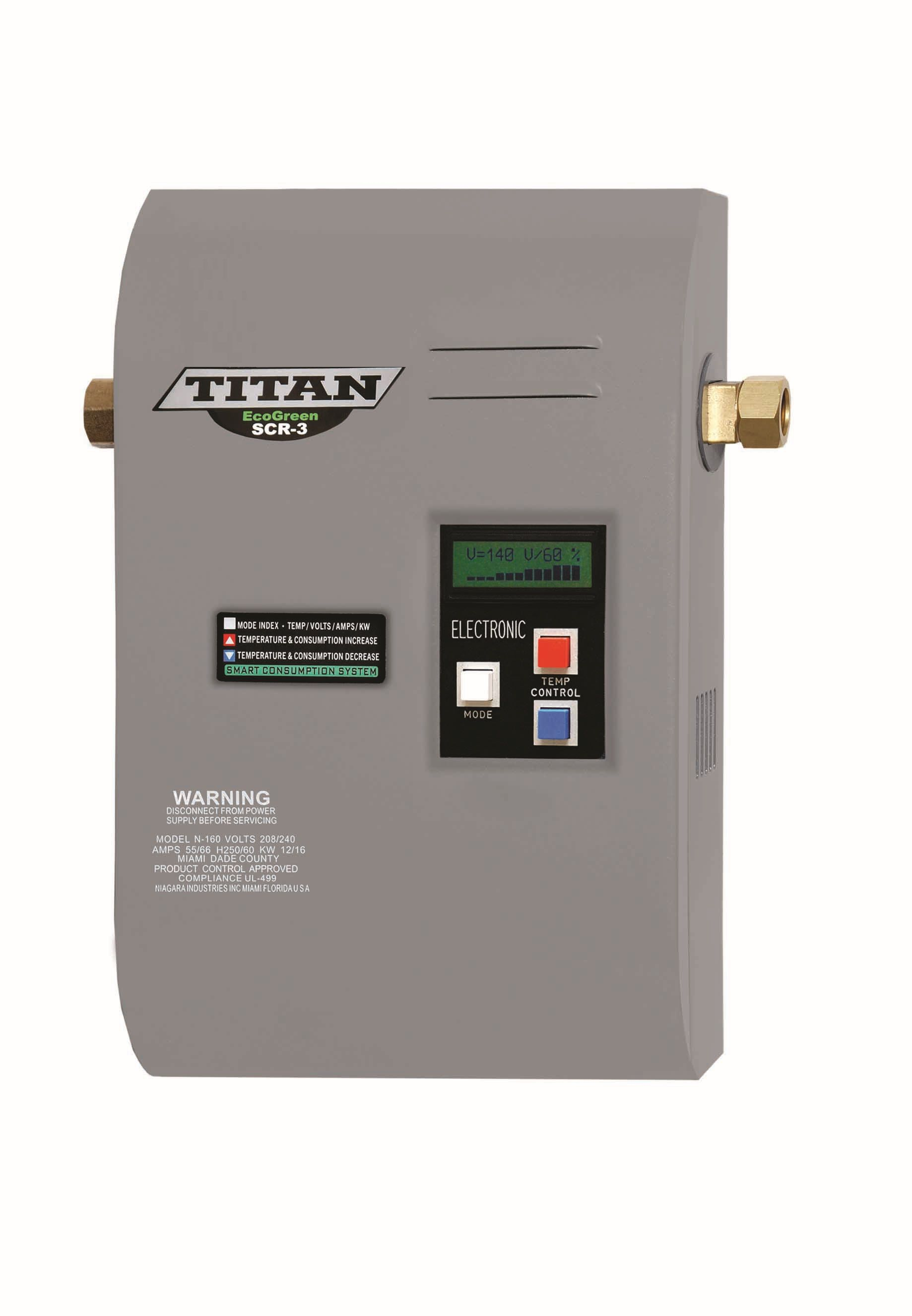 how difficult is it to install an electric tankless water heater