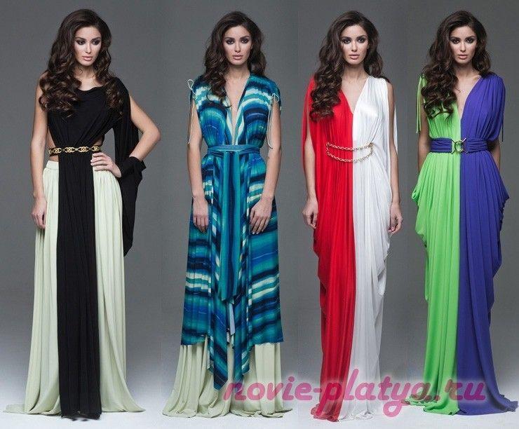 Июнь 28, 2012Летнее платье в восточном стиле