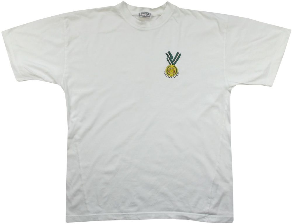 98615c86 Image of Vintage Versace Sport T Shirt Size Small | Grubby Mits ...