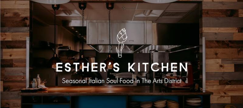 Esther S Kitchen 1130 S Casino Center Las Vegas Nv Las Vegas Vegas Restaurant