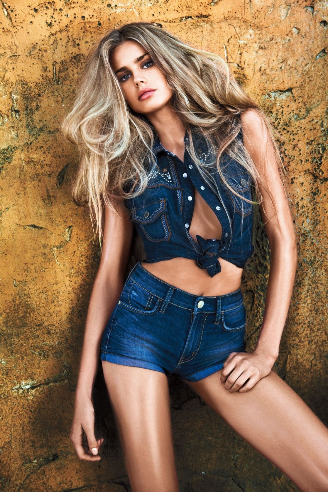 Vanessa Hessler For Guess Large 1118x1677 Http Ilarge Lisimg Com Image 1986384 1118full Vanessa Hessler Jpg Denim Fashion Guess Jeans Model