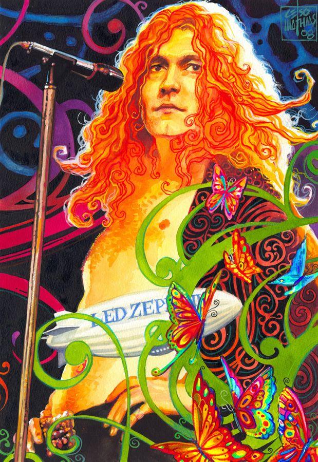 Robert Plant & Led Zep
