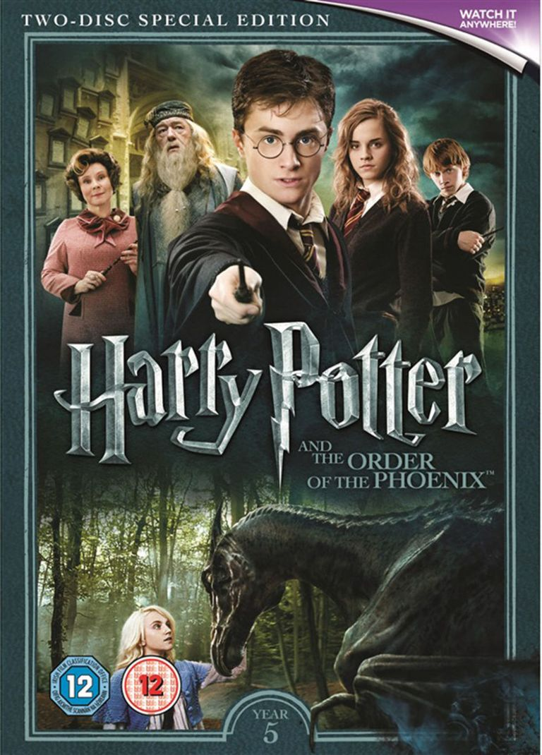 The Harry Potter Movies Do Not Look Like This Anymore Harry Potter 5 Harry Potter Dvd Harry Potter Movies