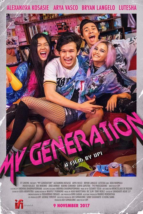 My Generation Bioskop, Film baru, Film