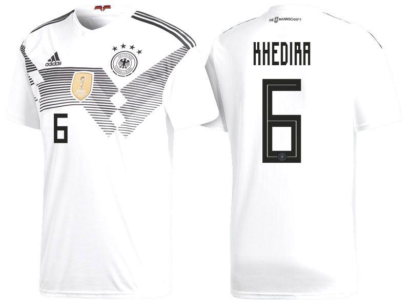 2018 Germany Soccer Jersey Sami Khedira World Cup Jerseys Soccer Jersey Wholesale Shirts