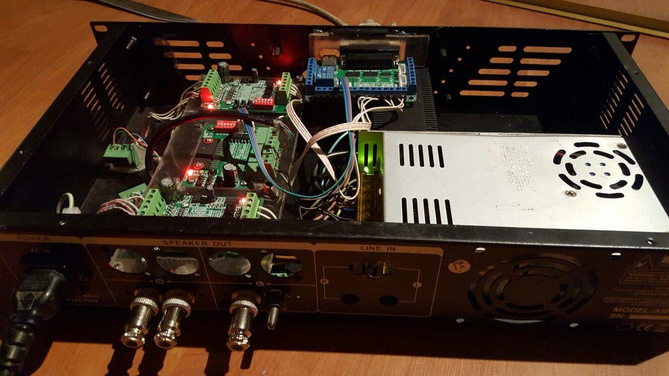 Diy cnc controller Box (With images) Diy cnc, Cnc