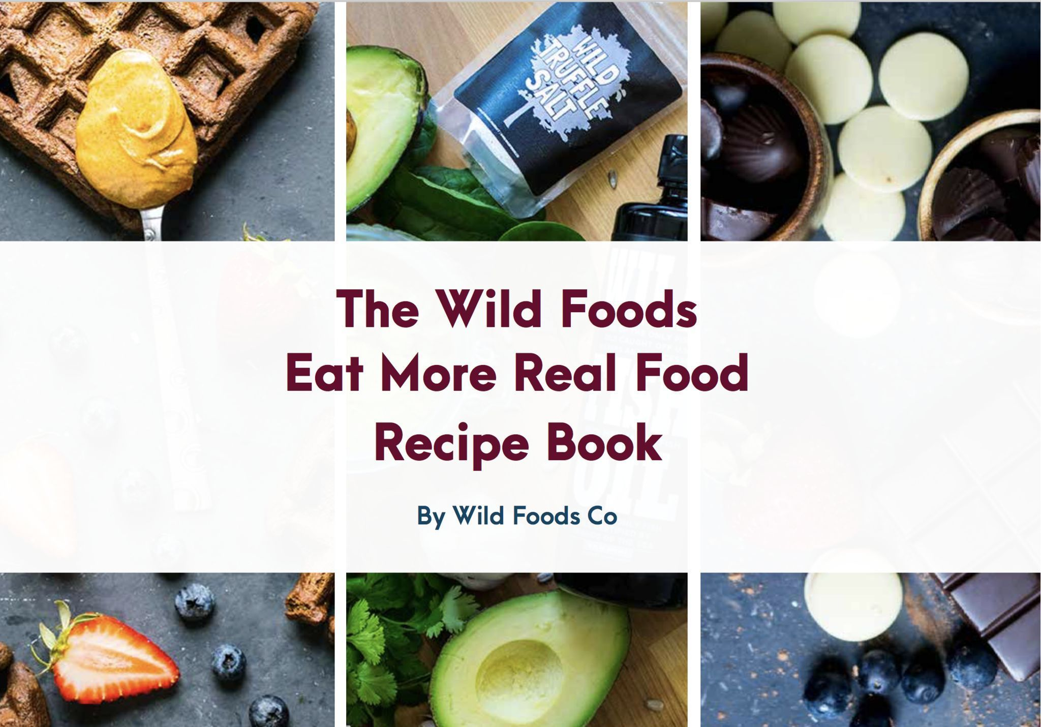 Hot off the presses download the brand new eat more real food download the brand new eat more real food recipe forumfinder Choice Image