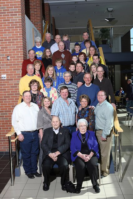 IMG_9155 by SDSU Alumni Association, via Flickr (2012 Family of the Year)