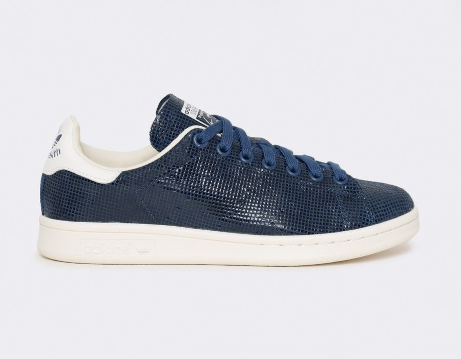 Adidas Stan Smith Blue Shoes