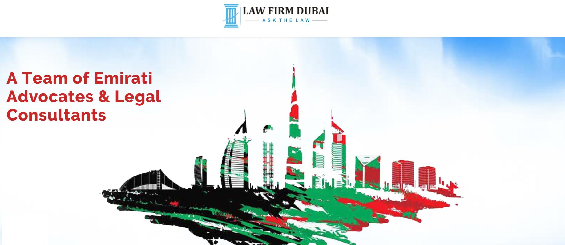 Law Firm Dubai get best legal advice! Law firm, Legal