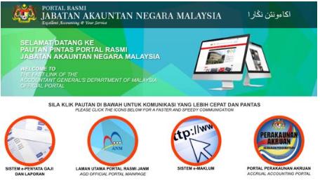Anm Penyata Gaji 2020 Semakan Slip Gaji Jabatan Akauntan Negara Negara Slip Online