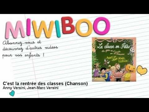 CLASSES CEST VERSINI TÉLÉCHARGER GRATUITEMENT LA RENTRÉE DES