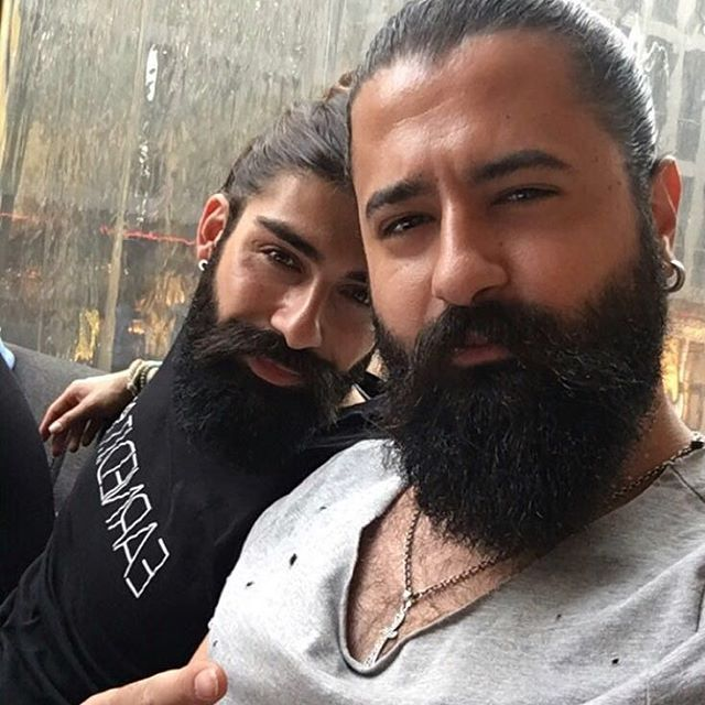 @avcikoray @welovekaani #beardbad