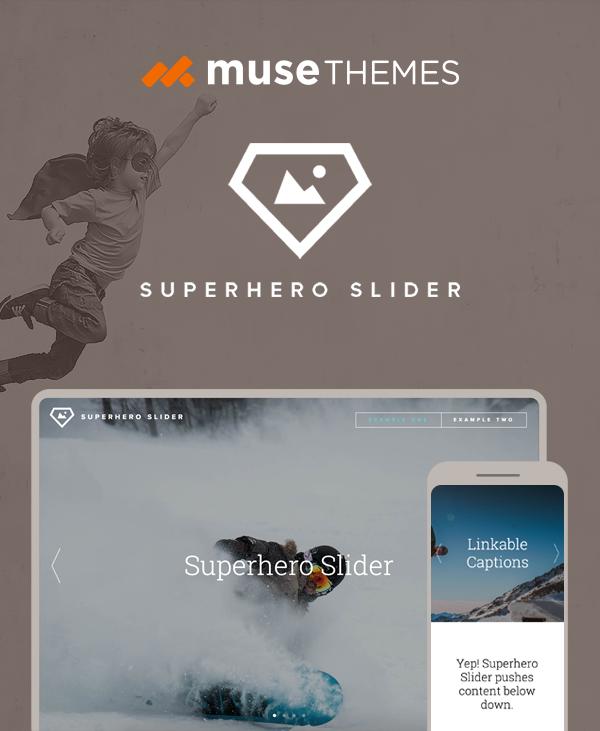 adobe muse fullscreen slideshow widget