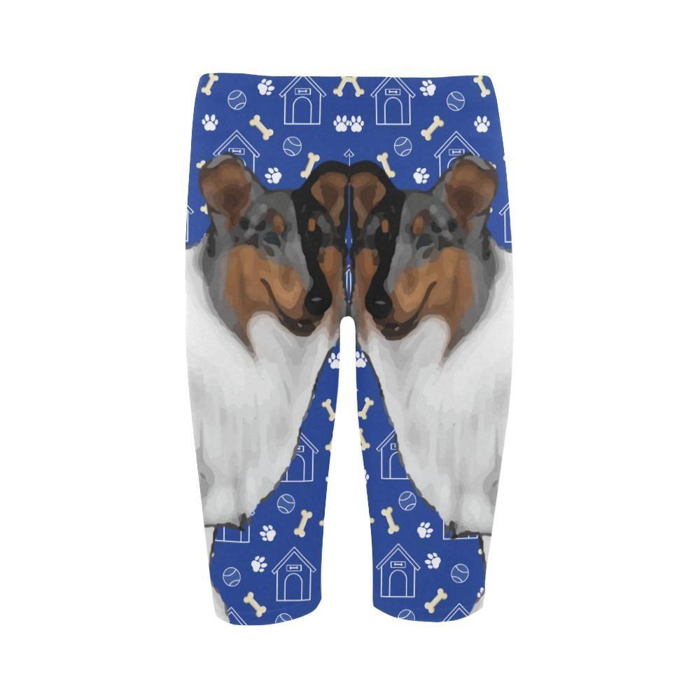 1e0761715eee TeeAmazing -  e-joyer Collie Dog Hestia Cropped Leggings (Model L03 ...