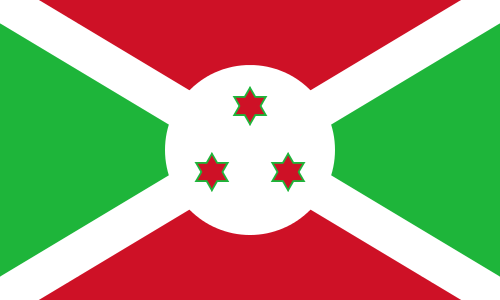 Flag Of Burundi Gallery Of Sovereign State Flags Wikipedia