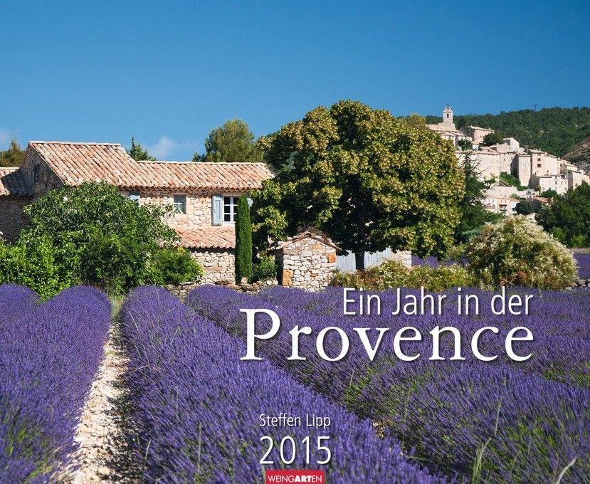 Ein Jahr in der Provence 2015 - Kalender