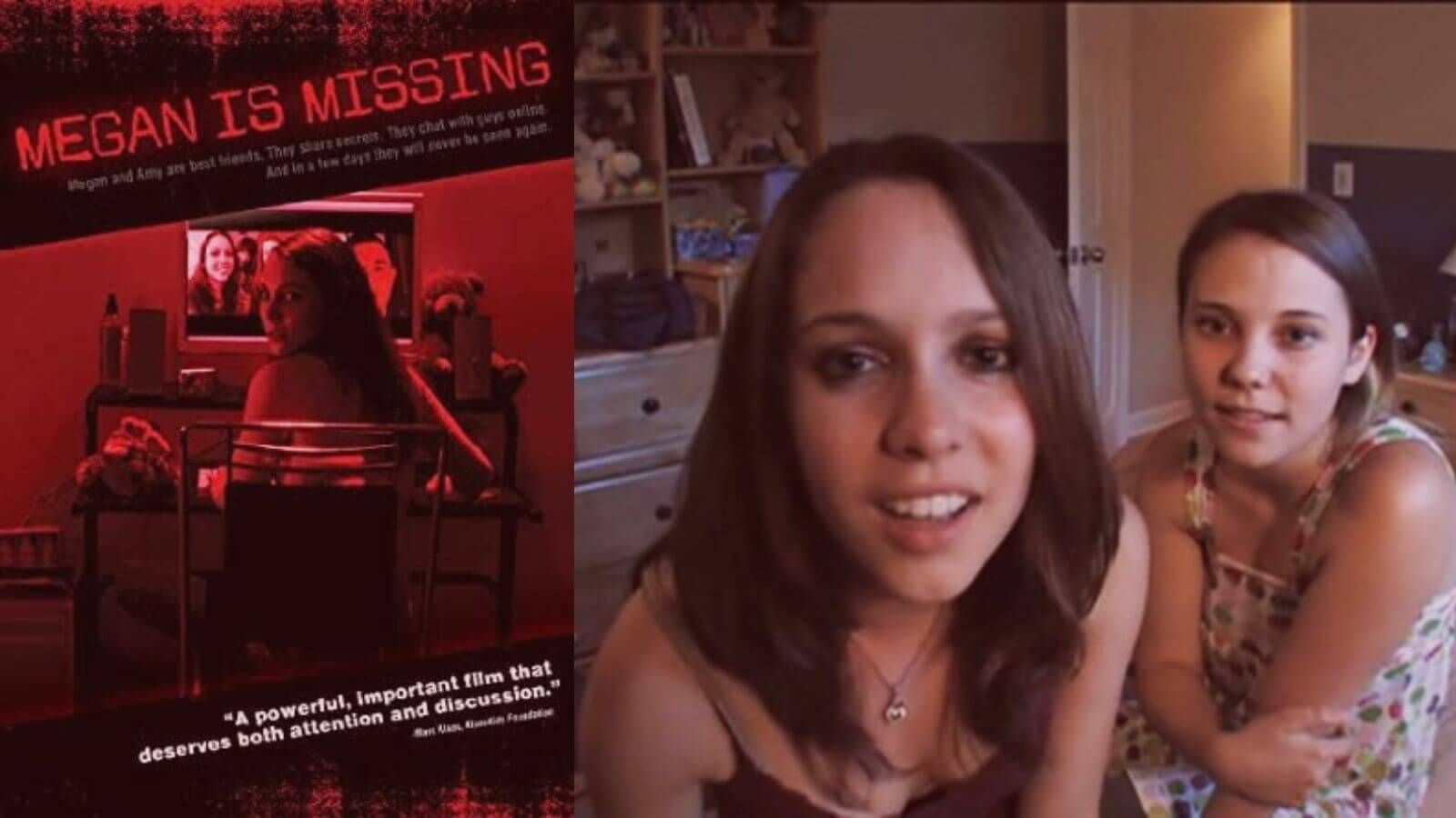 Megan Is Missing Exclusive Review Who Is Megan Photos And News Revealed Psychological Thrillers Reveal Megan
