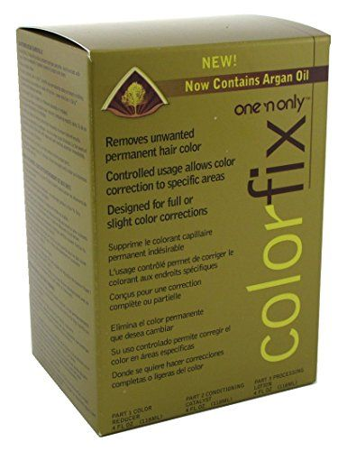 One N Only Color Fix With Argan Oil Check Out This Great Product Hair Color Remover Colour Remover Hair Color