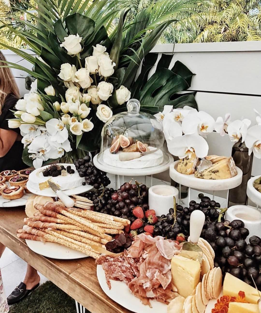 Beach Wedding Food Ideas: Pin By Laine Lister On Birthday Party Ideas In 2019