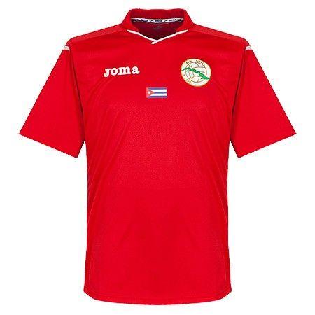 Camiseta de Cuba 2015-2016 Local. Camiseta de Cuba 2015-2016 Local Seleccion  Nacional cc9eec1569153