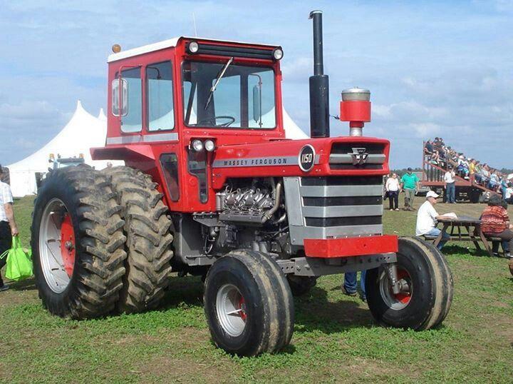 Mf 1150 Massey Pinterest Tractor Antique Tractors And