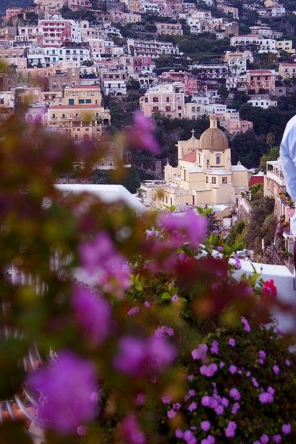 A beautiful day in Santa Maria Assunta, Positano, Italy, province of Salerno , Campania. www.kerlagons.com