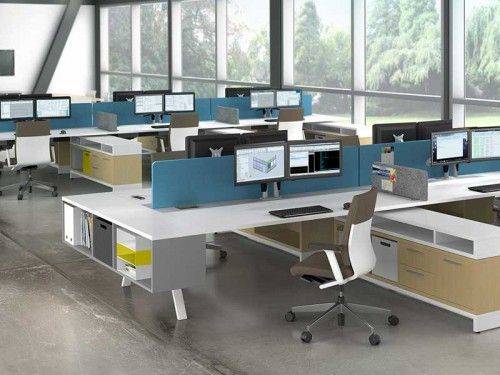 Crest Office Furniture Has Been Provide Los Angeles Cubicles For Over 50  Years. Call Us