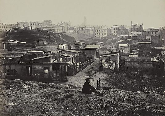 The rue Champlain cut through a shantytown that had sprung up in the 1860s and 1870s as legions of working poor moved away from the inner city. A stronghold of the left, the area remained among the least modernized parts of Paris for decades