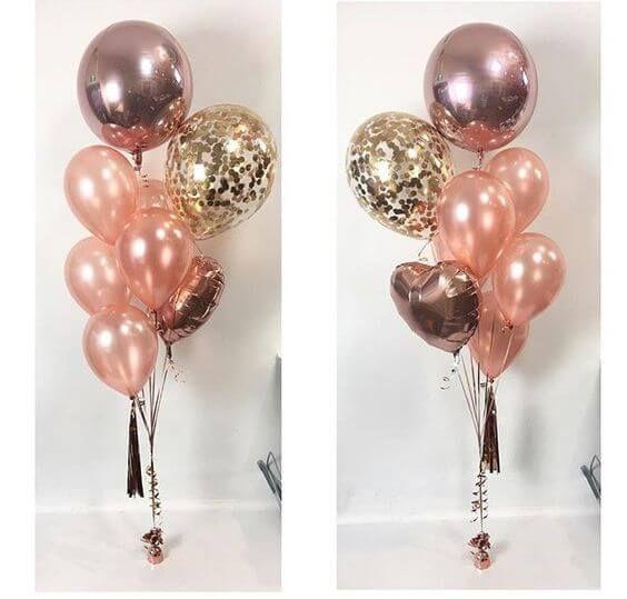 BALLOON CENTERPIECES 2020 | #1 Quick Bouquet DELIVERY