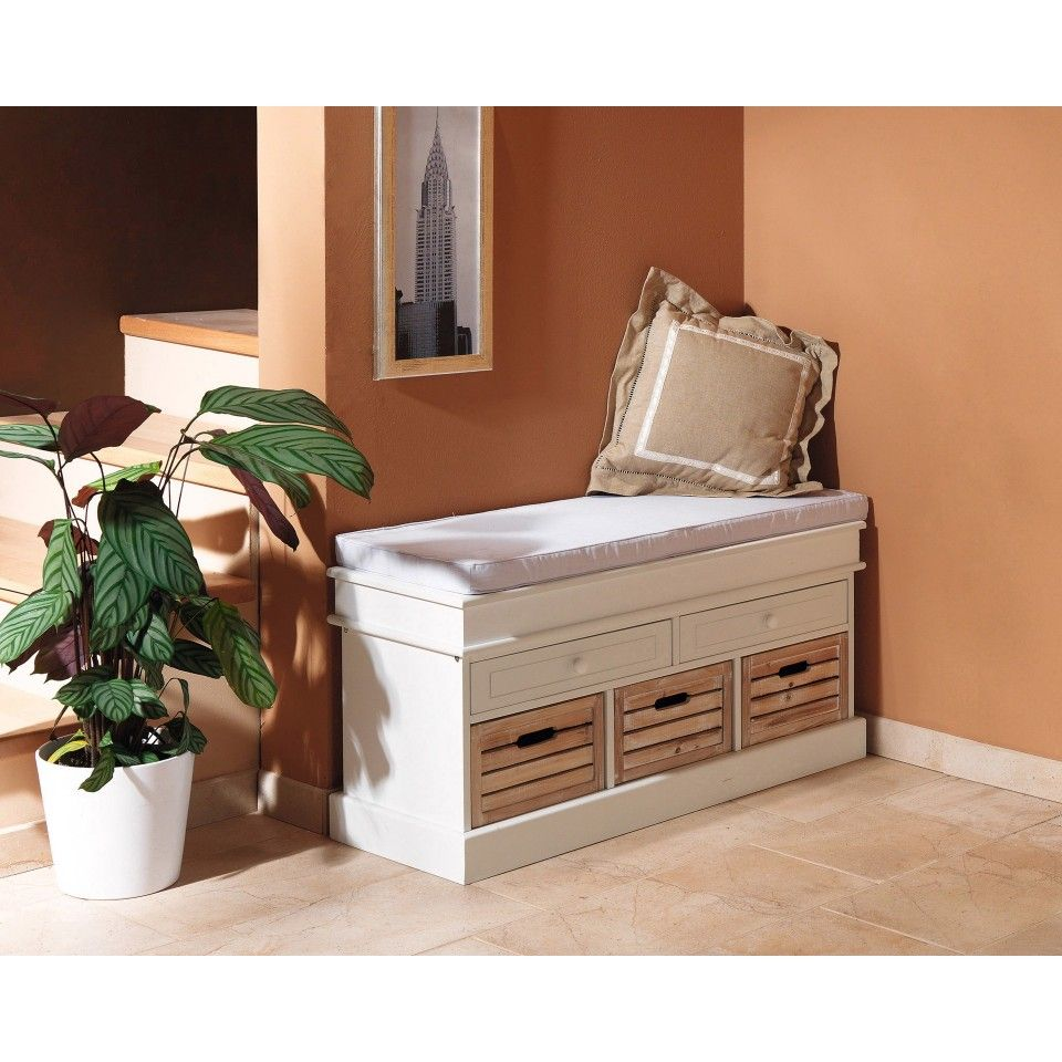 Banco Paulina Jysk Home Storage Bench Furniture