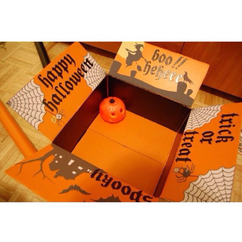 Halloween Wedding Gift Ideas: Halloween Care Packages