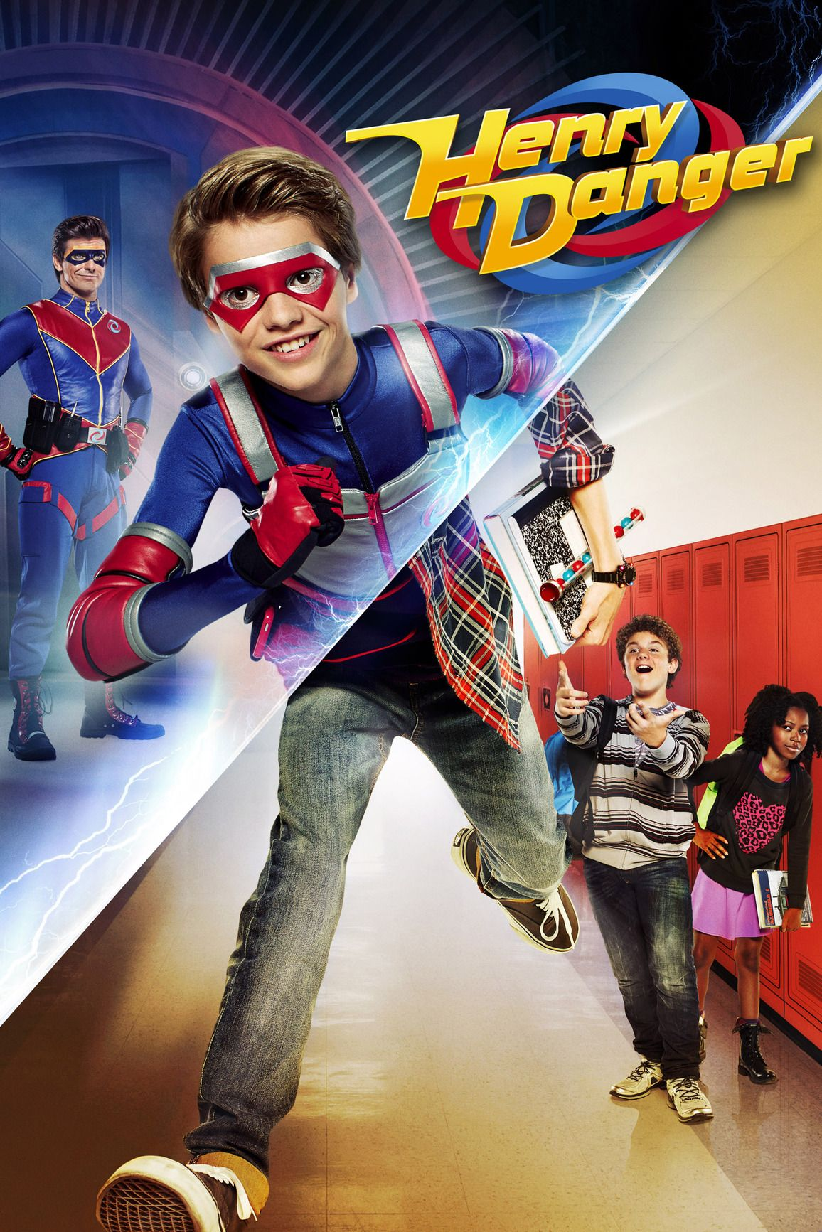 Henry Danger Is A American Situational Superhero Comedy Broadcast On The Nickelodeon Broadcasting Henry Danger Nickelodeon Henry Danger Jace Norman Nickelodeon