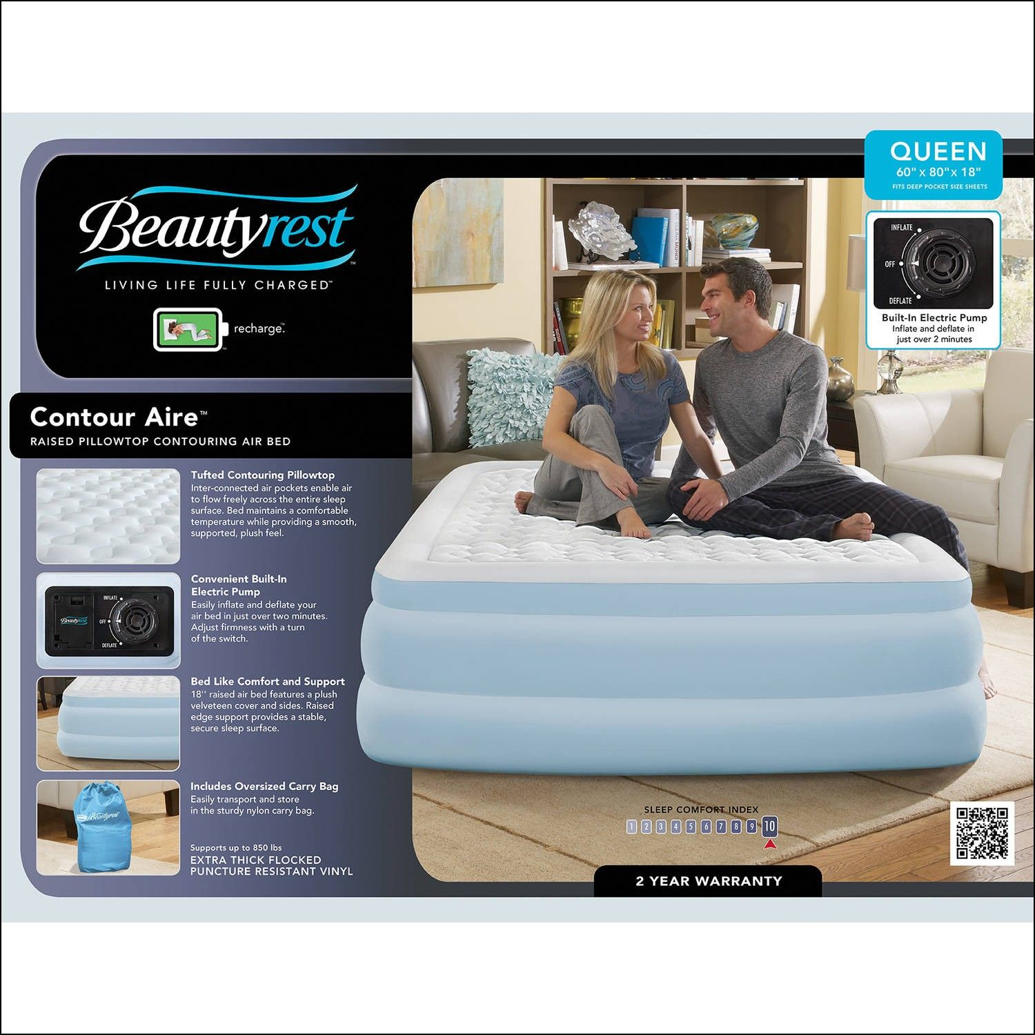 beauty rest air mattress mattress ideas pinterest air mattress
