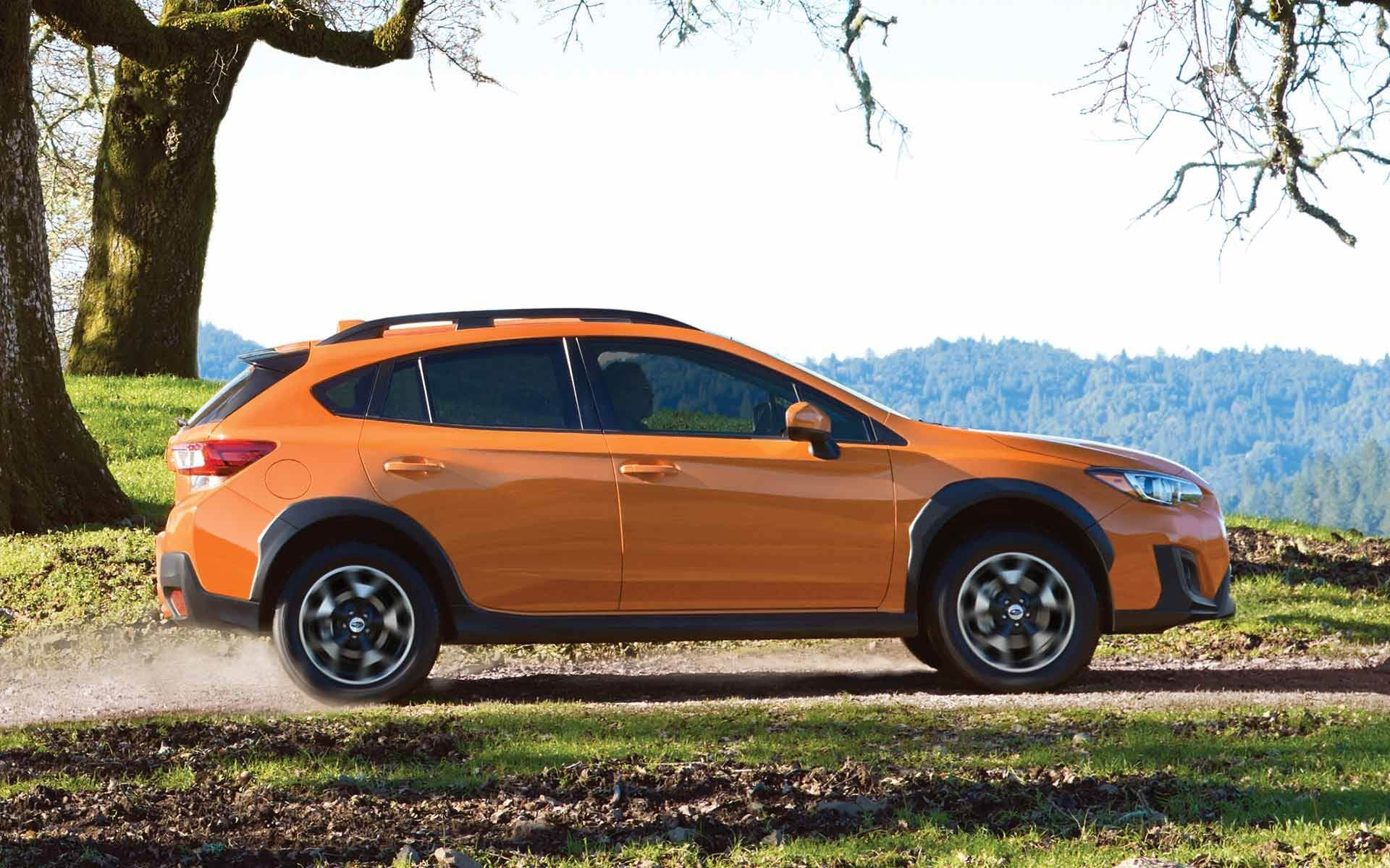 2018 Subaru Crosstrek Subaru Crosstrek Subaru Dream Cars
