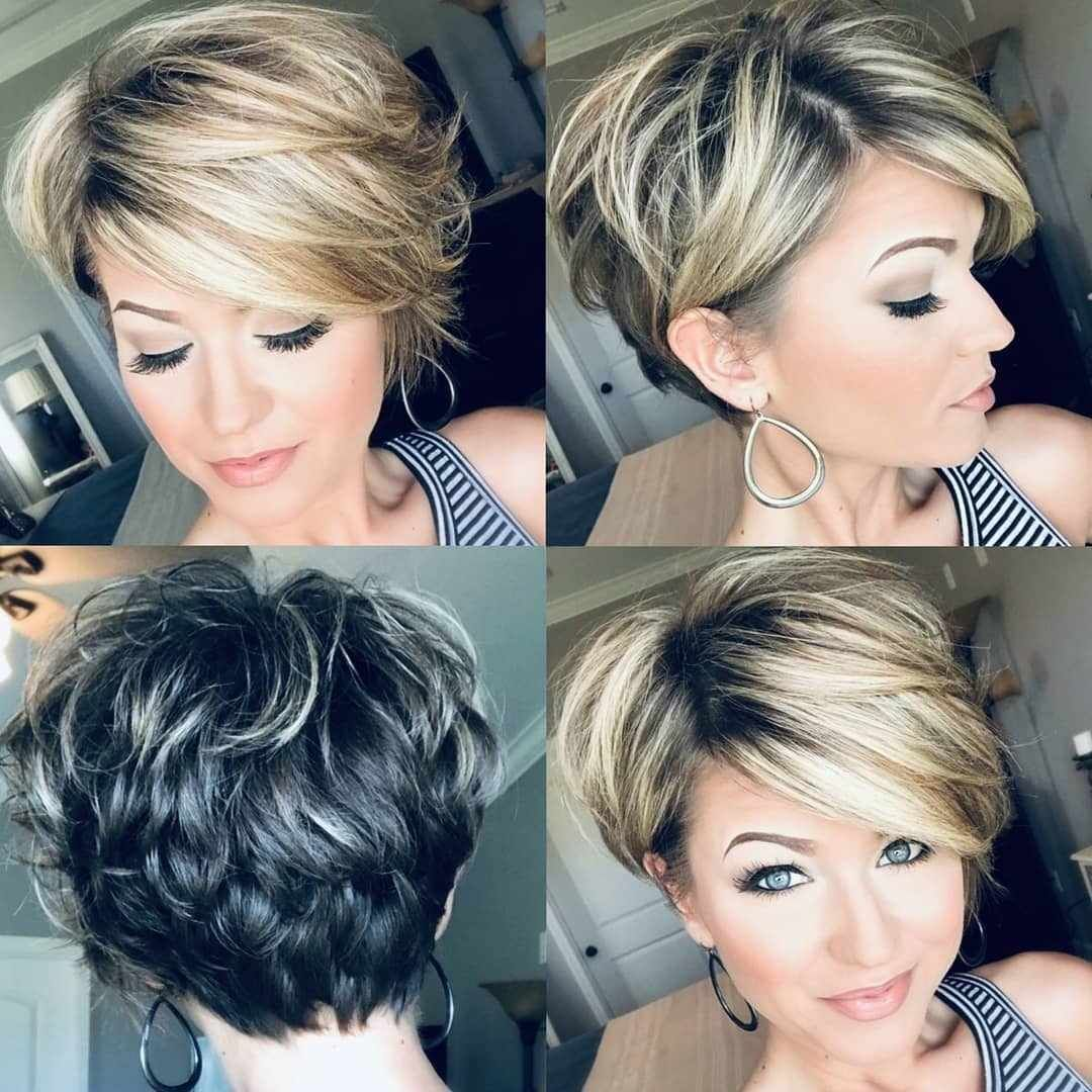 40+ Best New Pixie Haircuts For Women 2018-2019 #pixiehairstyles
