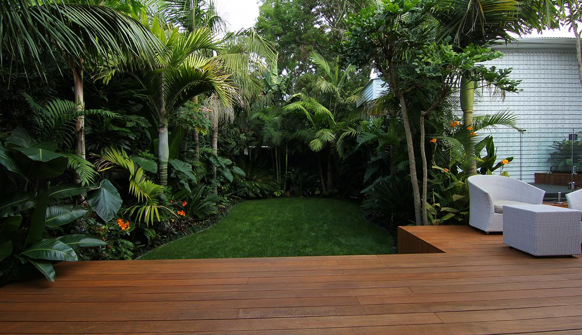 Sub Tropical Garden Design Ideas